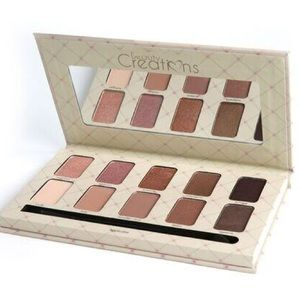 Beauty Creations The Nudes Eyeshadow Palette